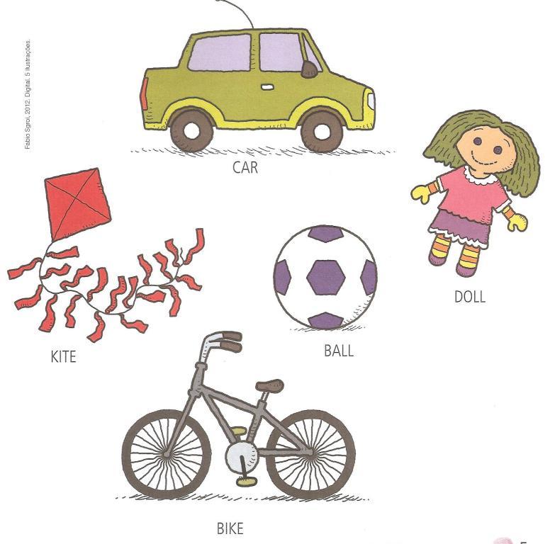 Toys For Exercise : English exercises toys