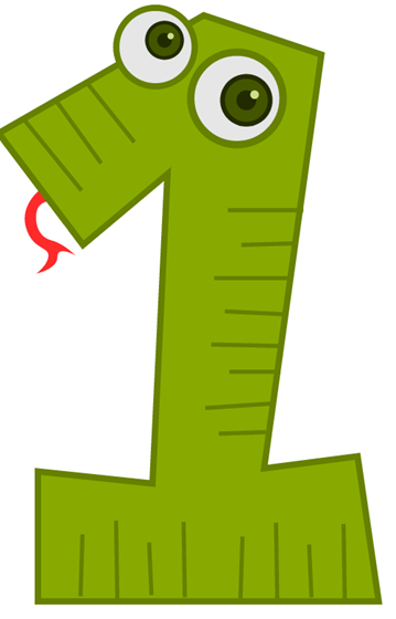 English Exercises: The Numbers 1-10. Let´s count. How old ... Old English Numbers 1 10