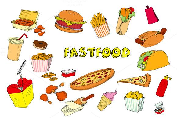 List Of English Fast Food Restaurants