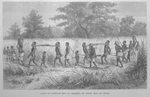 English Exercises: Slavery