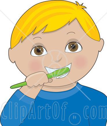 Car Wash Brush >> English Exercises: Verbs (Want, Have, Eat, Brush, Like)