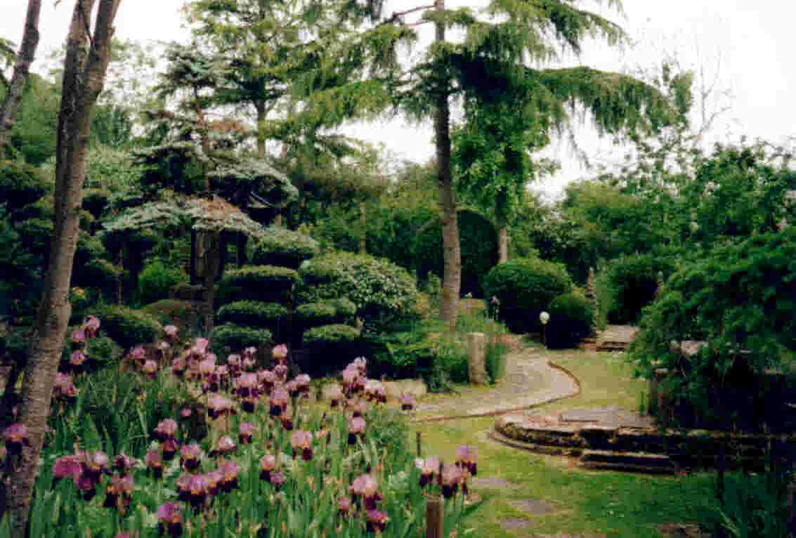 English Exercises The Garden Song