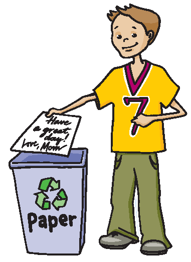 English Exercises: Earth Day- Reduce-Reuse- Recycle