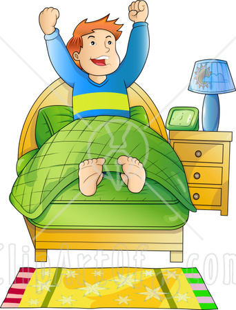 Clipart-Illustration-Of-An-Energetic-Boy-Waking-Up-In-The-Morning jpgClipart Boy Waking Up In The Morning