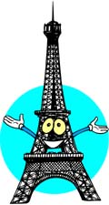 Eiffel Tower Cartoon Picture on 13  Which Is The Biggest County  The United Kingdom  France Or Spain