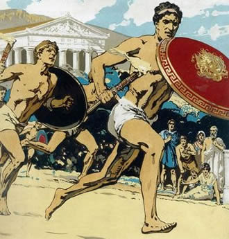 English Exercises Ancient Olympic Games