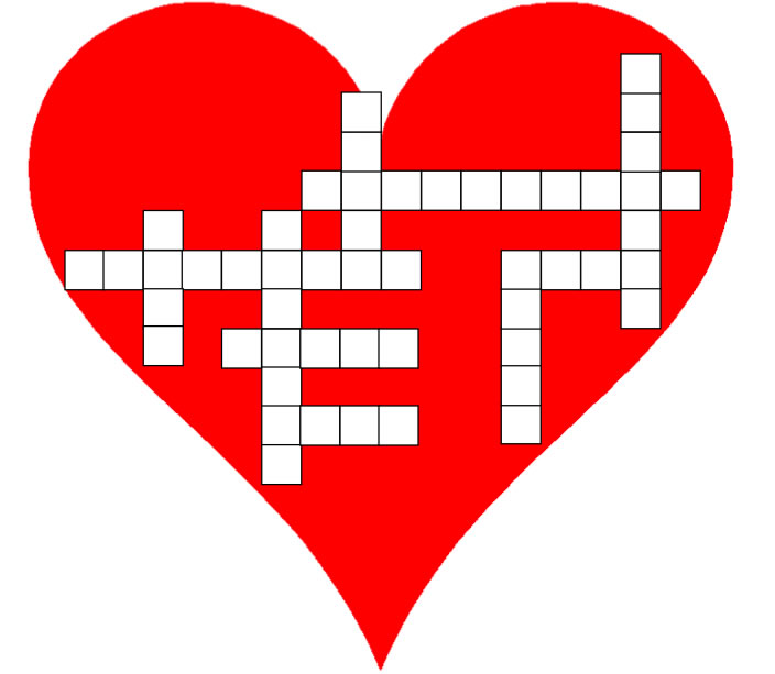 Love Love Love Crossword