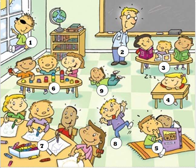 english exercises the classroom