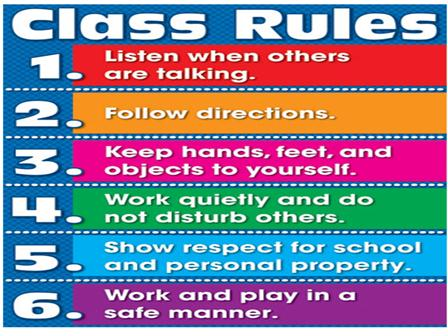 rules and regulations on student conduct essay Regulation is an abstract concept of management of complex systems according to a set of rules the regulations may professional conduct - the regulation of.