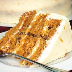 English Exercises Carrot Cake Recipe