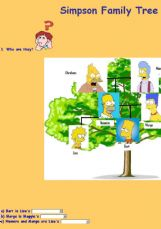 Simpsons+family+tree+worksheet